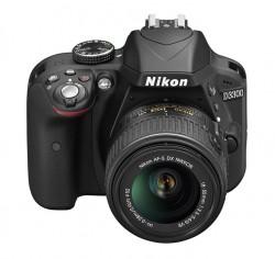 Nikon D3300 + objektiv AF-P DX 18-55VR černý