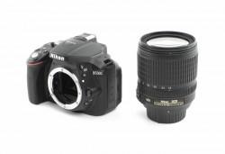 Nikon D5300 + objektiv 18-105VR