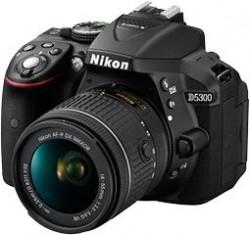 Nikon D5300 + objektiv AF-P DX 18-55VR černý