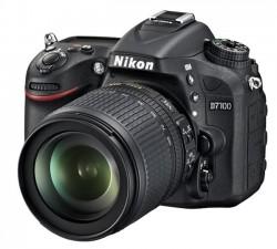 Nikon D7100 + objektiv 18-105VR