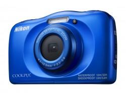 Nikon COOLPIX W100 modrý