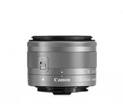 Canon EF-M 15-45mm f/3.5-6.3 IS STM stříbrný [0597C005AA]