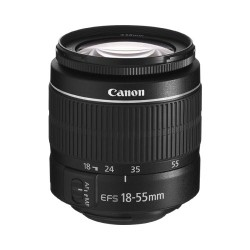 Canon EF-S 18-55mm f/3.5-5.6 DC III OEM