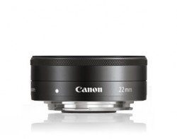 Canon 22mm f/2 STM