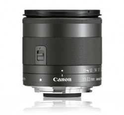 Canon EF-M 11-22mm F4.0-5.6IS STM [7568B005AA]