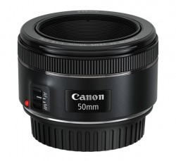 Canon EF 50mm f/1.8 STM [0570C005AA]
