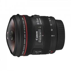 Canon EF 8-15 4L USM FishEye [4427B005AA]