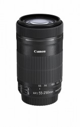 Canon EF-S 55-250mm f/4-5.6 IS STM [8546B005AA]