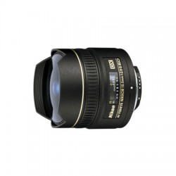 Nikon 10,5mm f/2,8G ED DX FishEye