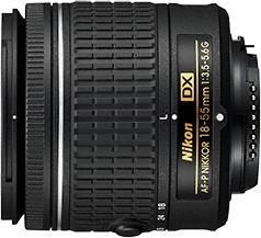 Nikkor AF-P DX 18-55mm f/3.5-5.6G OEM