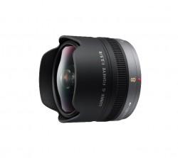 Panasonic LUMIX G 8mm/F3.5 Fisheye