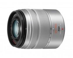 Panasonic LUMIX G VARIO 45-150mm/F4.0-5.6 ASPH./MEGA O.I.S. stříbrný [H-FS45150E-S]