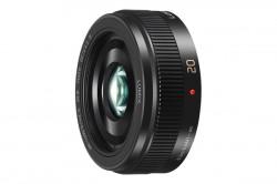 Panasonic LUMIX G 20mm/F1.7 II ASPH [H-H020AE-K]