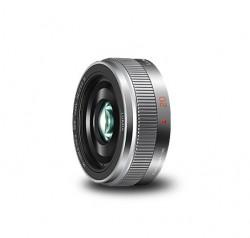 Panasonic LUMIX G 20mm/F1.7 II ASPH stříbrný