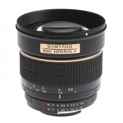 Samyang 85mm f/1.4 IF MC Samsung NX [8809298881603]