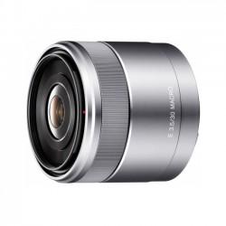 Sony objektiv 30 mm f/3.5 Macro NEX
