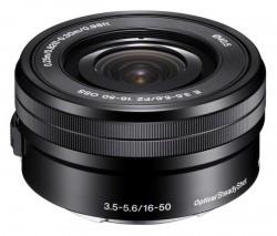 Sony 16-50 mm f/3.5-5.6 OSS bajonet typu E [SELP1650.AE]