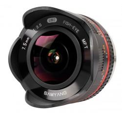 Samyang 7.5mm f/3.5 UMC Fish-Eye MTF černý [8809298882907]