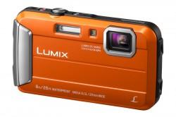 Panasonic DMC-FT30 oranžový
