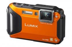 Panasonic DMC-FT5EP oranžový