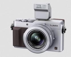 Panasonic DMC-LX100 stříbrný