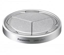 Krytka objektivu Panasonic DMW-LFAC1GUK pro DMC-LX100 stříbrná