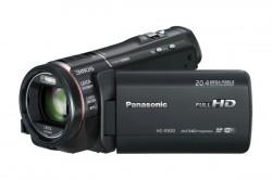 Panasonic HC-X920EP-K černá + brašna DMW-PZS67KK