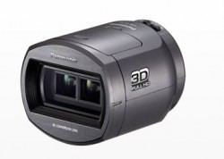 Panasonic VW-CLT2E-H objektiv do 3D kamer