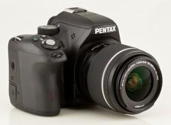 Pentax K-50 černý + DA 18-55WR