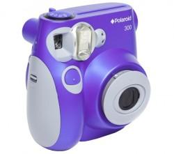 Polaroid 300 fialový
