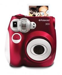 Polaroid 300 červený