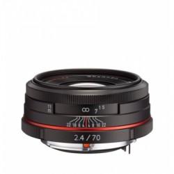Pentax HD DA 70mm f/2.4 Limited Black [21430]