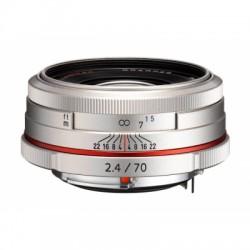 Pentax HD DA 70mm f/2.4 Limited Silver [21440]