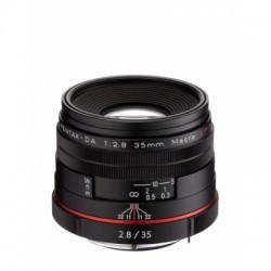 Pentax HD DA 35mm Macro f/2.8 Limited Black [21450]