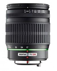 Objektiv Pentax 17-70mm f/4 AL (IF) SDM