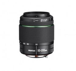 Pentax SMC DA 50-200mm f/4-5.6 ED WR [21870]