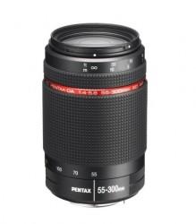 Pentax HD DA 55-300mm f/4-5.8 ED WR [22270]