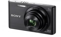 Sony Cyber-Shot DSC-W830 černý