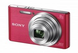 Sony Cyber-Shot DSC-W830 růžový