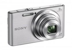 Sony Cyber-Shot DSC-W830 stříbrný