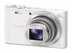 Sony Cyber-Shot DSC-WX350 bílý