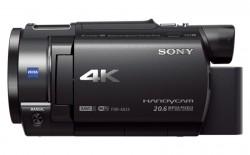 Sony FDR-AX33 4K černá