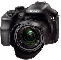 Sony ILCE-3000K + objektiv Sony SE 18-55 mm