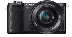 Sony Alpha ILCE-5000L + objektiv Sony SEL 16-50 mm černý