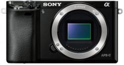 Sony Alpha ILCE-6000 černý