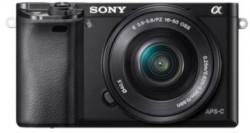 Sony Alpha ILCE-6000 + objektiv Sony SELP 16-50mm černý