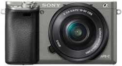 Sony Alpha ILCE-6000 + objektiv Sony SELP 16-50mm