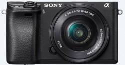 Sony Alpha ILCE-6300 + objektiv Sony SELP 16-50mm černý