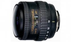 Tokina AF 10-17mm F/3.5-4.5 AT-X 107 DX Fisheye Nikon [AT-X 107 DX AF 10-17 Fisheye Nikon]