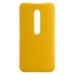 Motorola zadní kryt pro Moto G 3 gen žlutý
